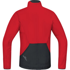 GORE BIKE WEAR Power Trail WS Thermo SO Jacket Men red/black
